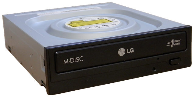LG DVD drive