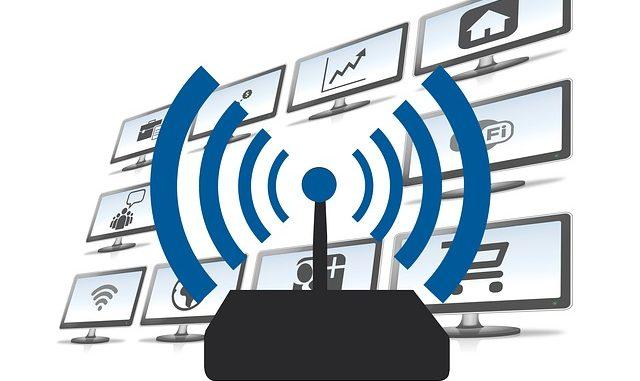 Internet WiFi graphic