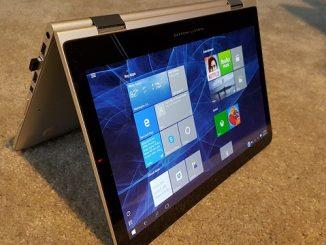 A computer running Windows 10 S
