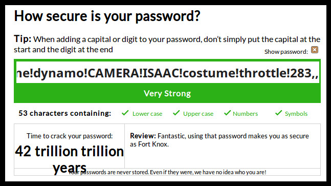 How to make easy to remember strong passwords - Computers Deal Store